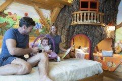 alberghi con attività per bambini ad andalo