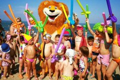 hotel con attività per bambini a milano marittima