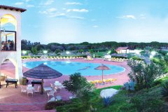 cala luas resort vicino ad arbatax