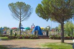 camping con attività per bambini a bibione
