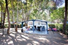 campeggi con piazzole toscana