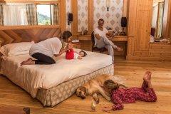 alberghi con servizi per famiglie madonna di campiglio