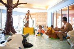 hotel con animazione per bambini sulle dolomiti in alto adige