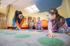 residence con miniclub per bambini a merano
