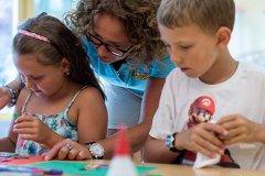 hotel con servizi per bambini sulle dolomiti