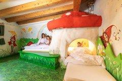 alberghi con attività per bambini a vigo di fassa