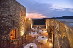 country residende per famiglie in umbria