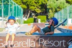 hotel per bambini con parco avventura in puglia