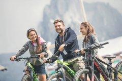 Cavallino Bianco Bike hotel per famiglie