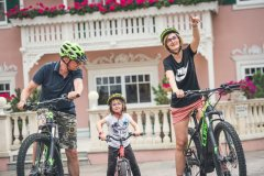 Cavallino Bianco Bike hotel per bambini