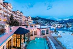 Cavallino Bianco Esterno inverno hotel per famiglie