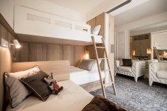 Cavallino Bianco Prestige Suite hotel per bambini