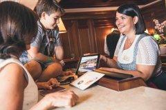 Cavallino Bianco Reception hotel per bambini