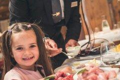 Cavallino Bianco Ristorante hotel per famiglie