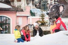 Cavallino Bianco resort per bambini