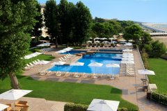 Grand Hotel Excelsior Heated Pool per famiglie venezia