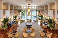 Grand Hotel Excelsior Lobby per famiglie venezia