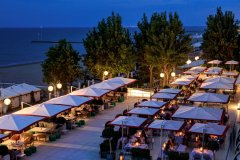 Grand Hotel Excelsior Terrazza By Night per bambini venezia