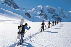 family resort a pontresina in svizzera