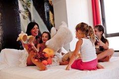hotel con servizi per bambini a senigallia