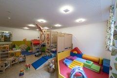 residence per bambini a scena vicino a merano