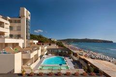 hotel con piscina per bambini a palinuro