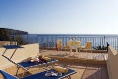 alberghi per famiglie direttamente sul mare a palinuro