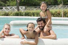 hotel con attività per bambini in val d'orcia toscana