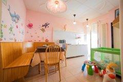 alberghi per bambini a gabicce mare