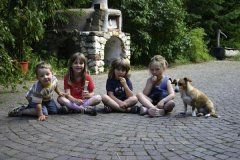 vacanze bambini natura obereggen