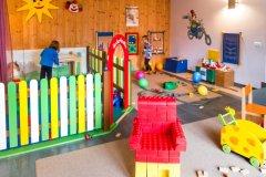 hotel con miniclub per bambini ad obereggen