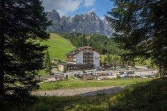 hotel per famiglie a passo monte croce