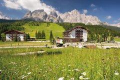 Hotel Passo Monte Croce in val pusteria