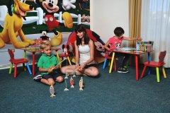 hotel con attività per bambini a diano marina