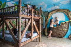 alberghi con camere a tema per bambini a san benedetto del tronto