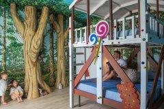 family hotel con camere a tema per bambini a san benedetto del tronto