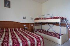 family hotel con camere tematiche per bambini