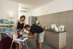 hotel con miniclub per bambini cattolica