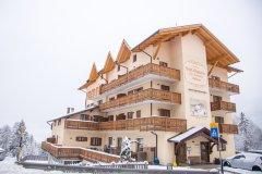 hotel per bambini per sciare in trentino folgaria