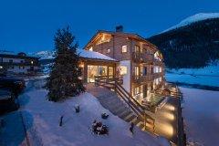 Hotel Sporting Famili Hospitality - Livigno - Esterni Inverno (1)