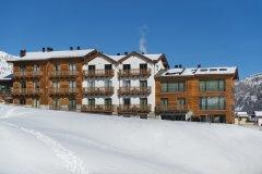 Hotel Sporting Famili Hospitality - Livigno - Esterni Inverno (7)
