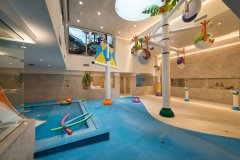 Hotel Sporting Family Hospitality - Livigno - Pool & Fun (38)