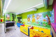 alberghi con servizi per bambini a Livigno