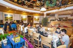 hotel con miniclub per bambini a Livigno