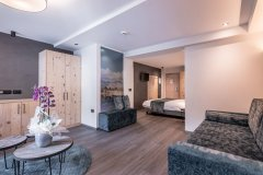 hotel per bambini con family room e suite in trentino