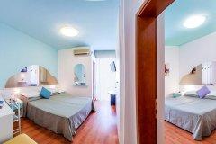 hotel con servizi per famiglie a bibione