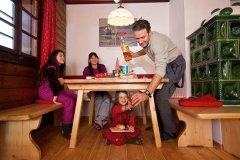 alberghi con servizi per bambini in austria