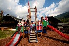 resort per bambini in austria