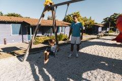 villaggio con attività per bambini sulla Riviera del Conero