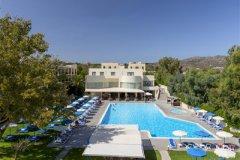 resort con attività per bambini in grecia